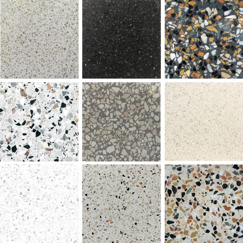 Tiles Talk Terrazzo Tiles Come Back Into Homes