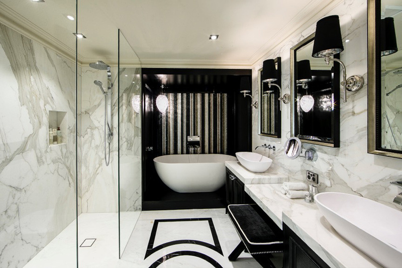 Wall Tiles, Floor Tiles, Bathroom Tiles, Marble Tiles, Glass Tiles, Penthouse, Docklands