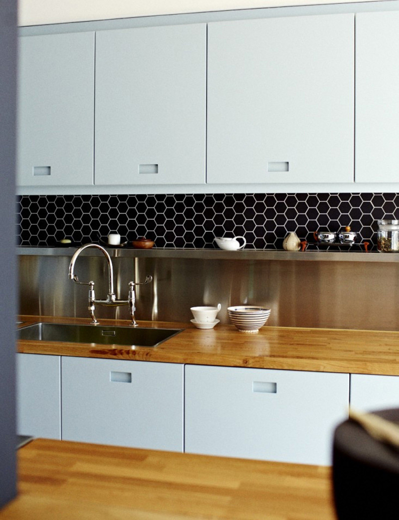 Tiles Talk: 8 Kitchen Splashbacks That Will Make Your