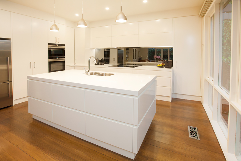Perini Kitchen and Bathroom Renovation, Canterbury Kitchen Renovation, Advanced Lighting Systems