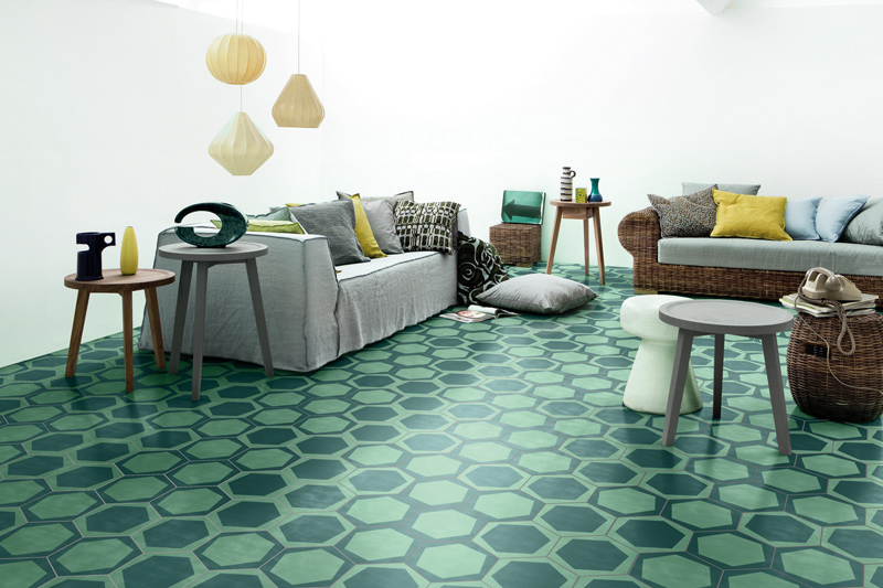 Floor Tiles, Moroccan Inspired Tiles, Cement Tiles, Decorative Tiles, Bisazza