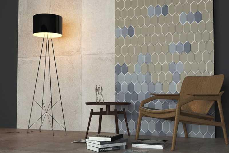 Wall Tiles, Geometric Tiles, Gem Stone Collection
