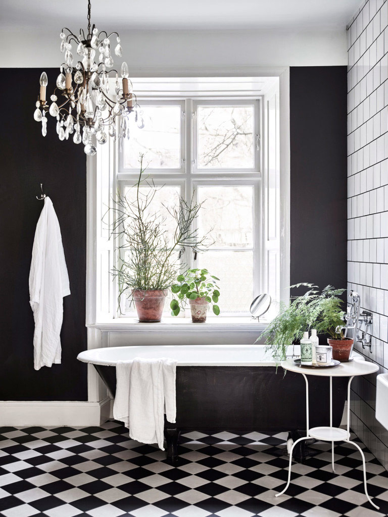 Wall Tiles, Floor Tiles, Bathroom Tiles, Black and White Tiles