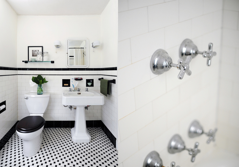 Wall Tiles, Floor Tiles, Bathroom Tiles, Black and White Tiles, Orestudios