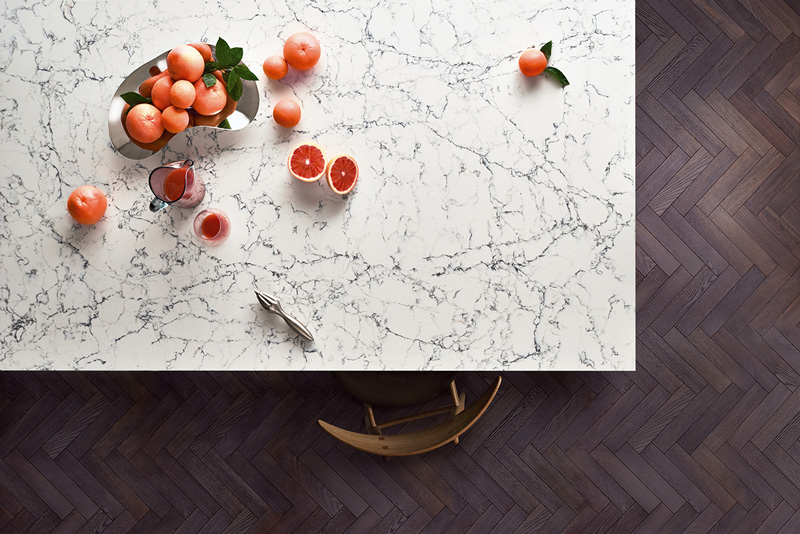 Wall Tiles, Floor Tiles, Perini Tiles, Kitchen Tiles, White Attica, Caesarstone