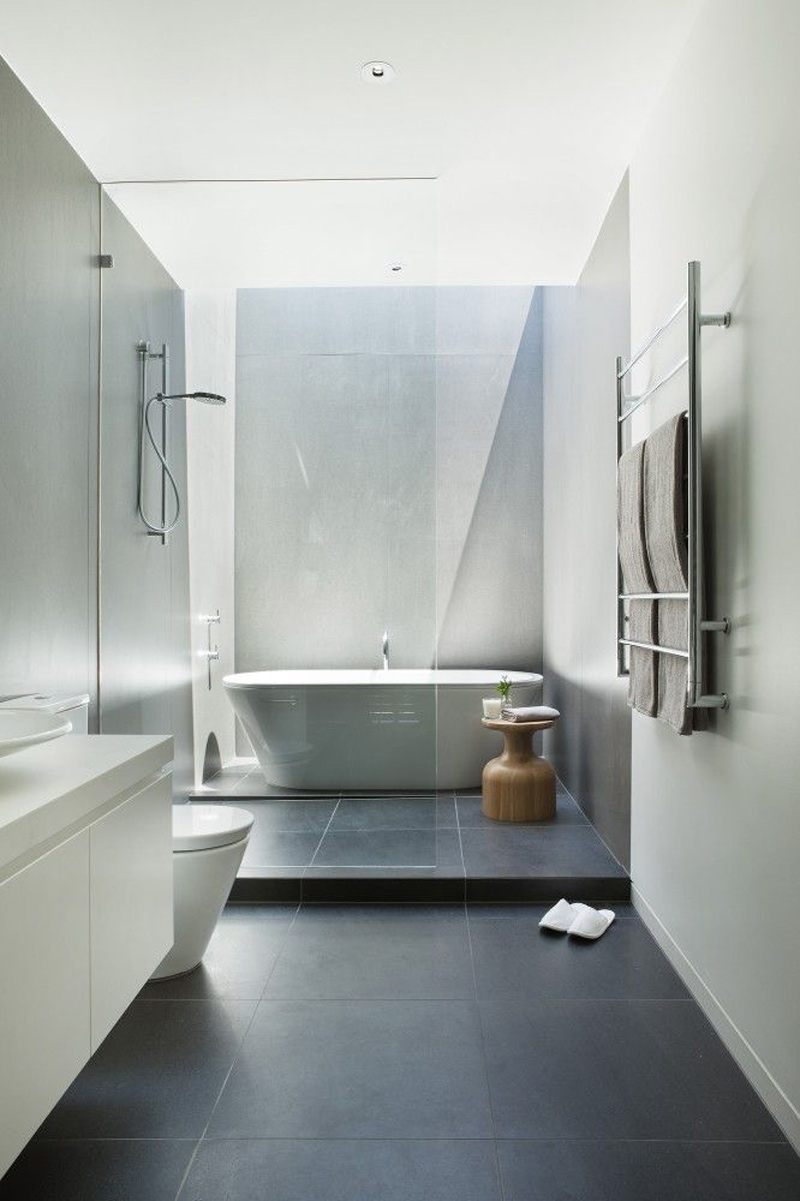 Big Tiles In Small Bathroom.Tiles Talk Find The Right Size Tiles For A Small Bathroom