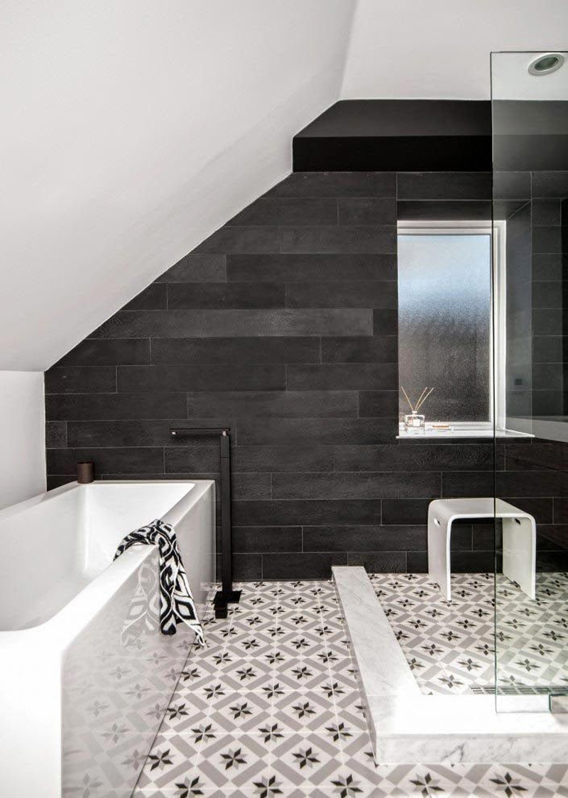 Wall Tiles, Floor Tiles, Bathroom Tiles, Decorative and Patterned Tiles, Not a Paper House