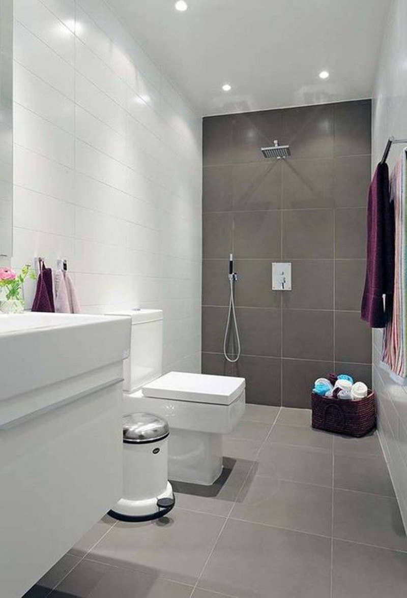 Tiles talk find the right size tiles for a small bathroom - Pictures of small bathrooms ...