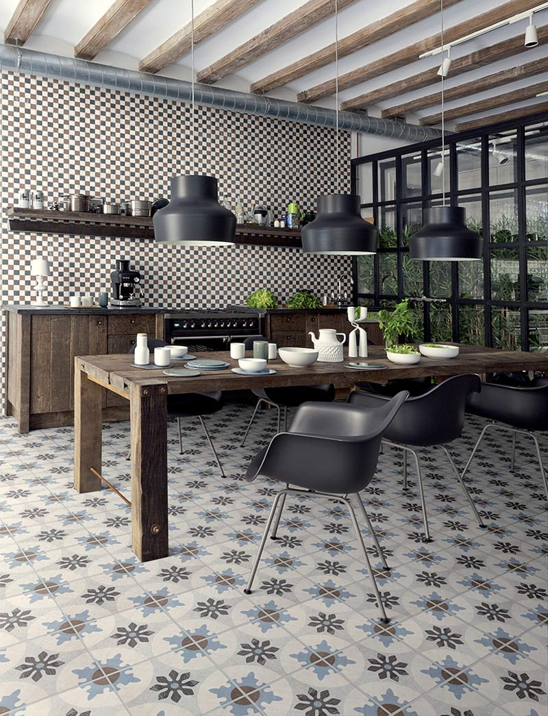 Wall Tiles, Bathroom Tiles, Kitchen Tiles, Patterned and Decorative Tiles, Arcade Collection