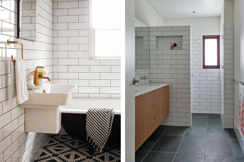 Tiles Talk Selecting Subway Tiles For Your Bathroom