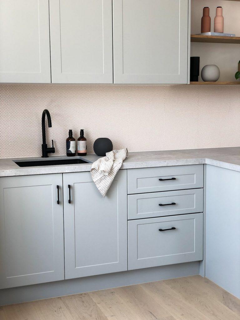 mosaic tile kitchen backsplashes