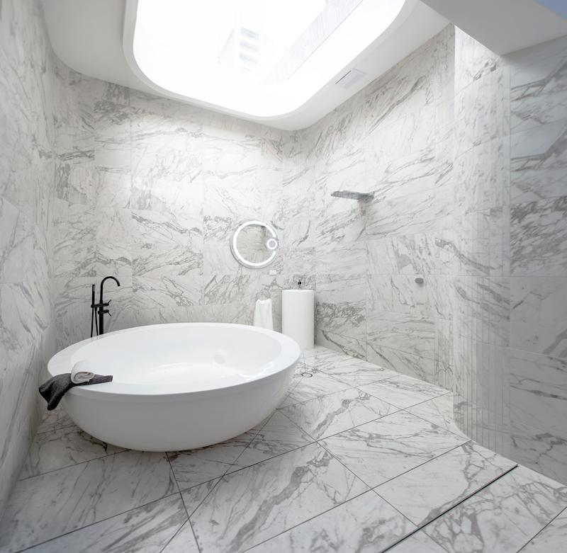 Tiles Talk Are Polished Slippery, Porcelain Tile Bathroom Floor Slippery