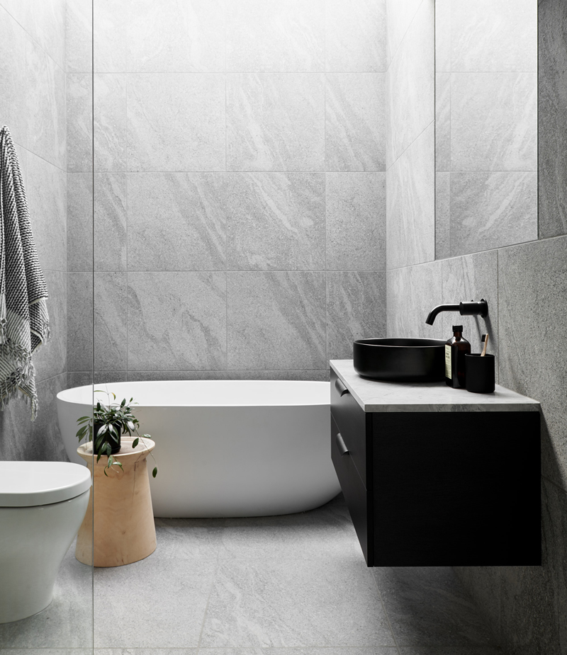 Washington porcelain tile collection