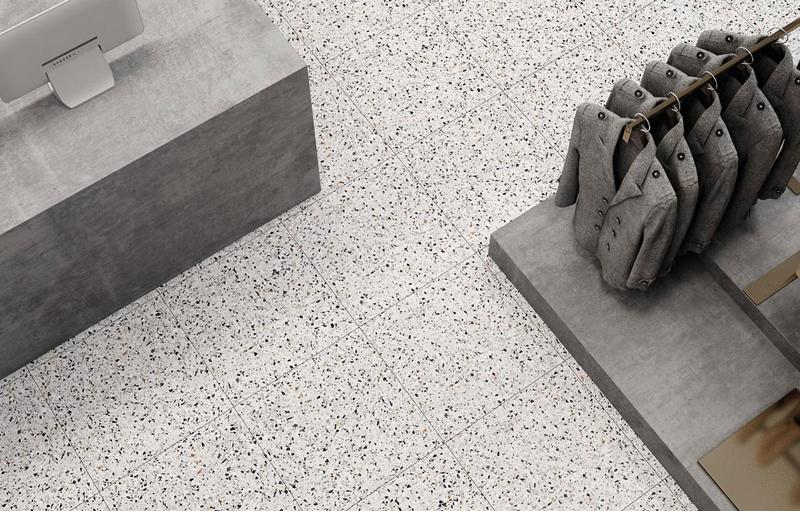 Positano porcelain tiles