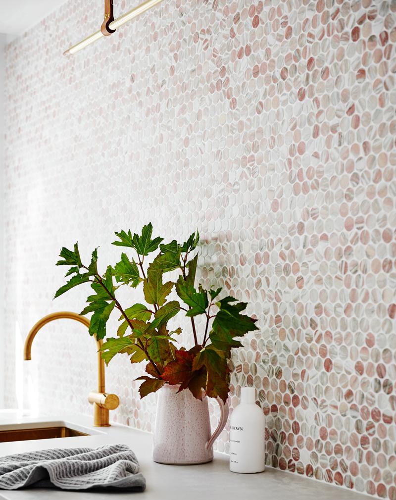 rose stone mosaics