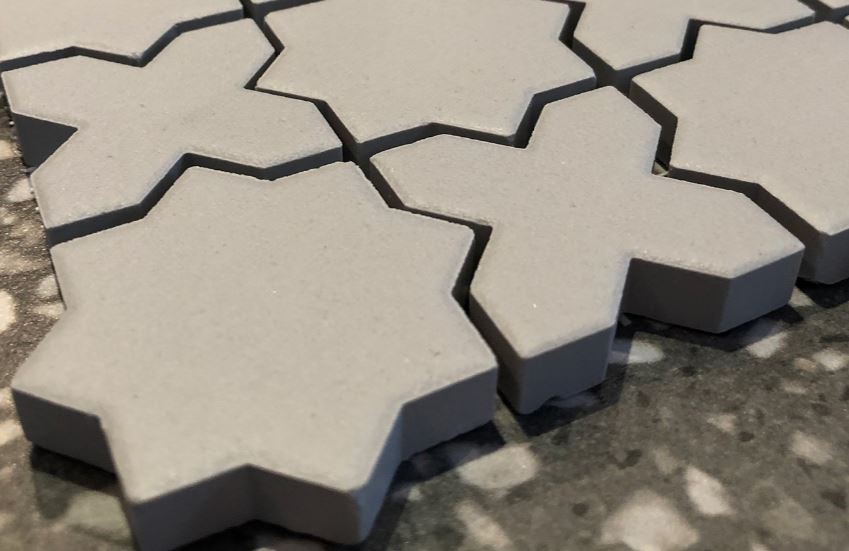 designer shapes tile collection