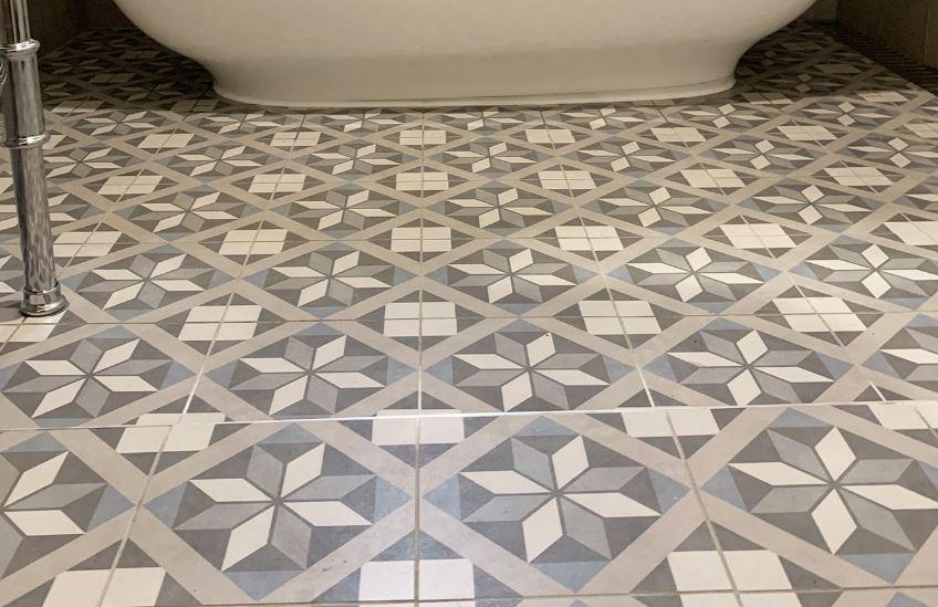 Perini pattern tiles