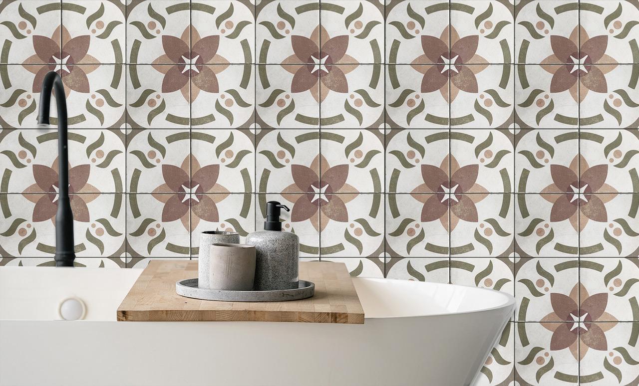 Dolce Pattern Tiles