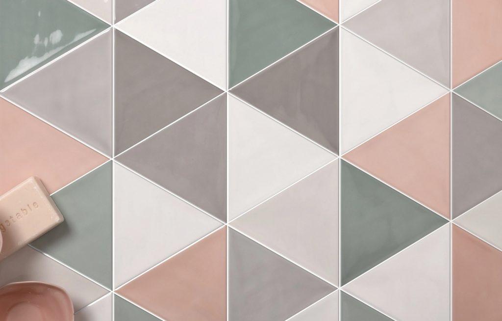 geometric pattern tiles