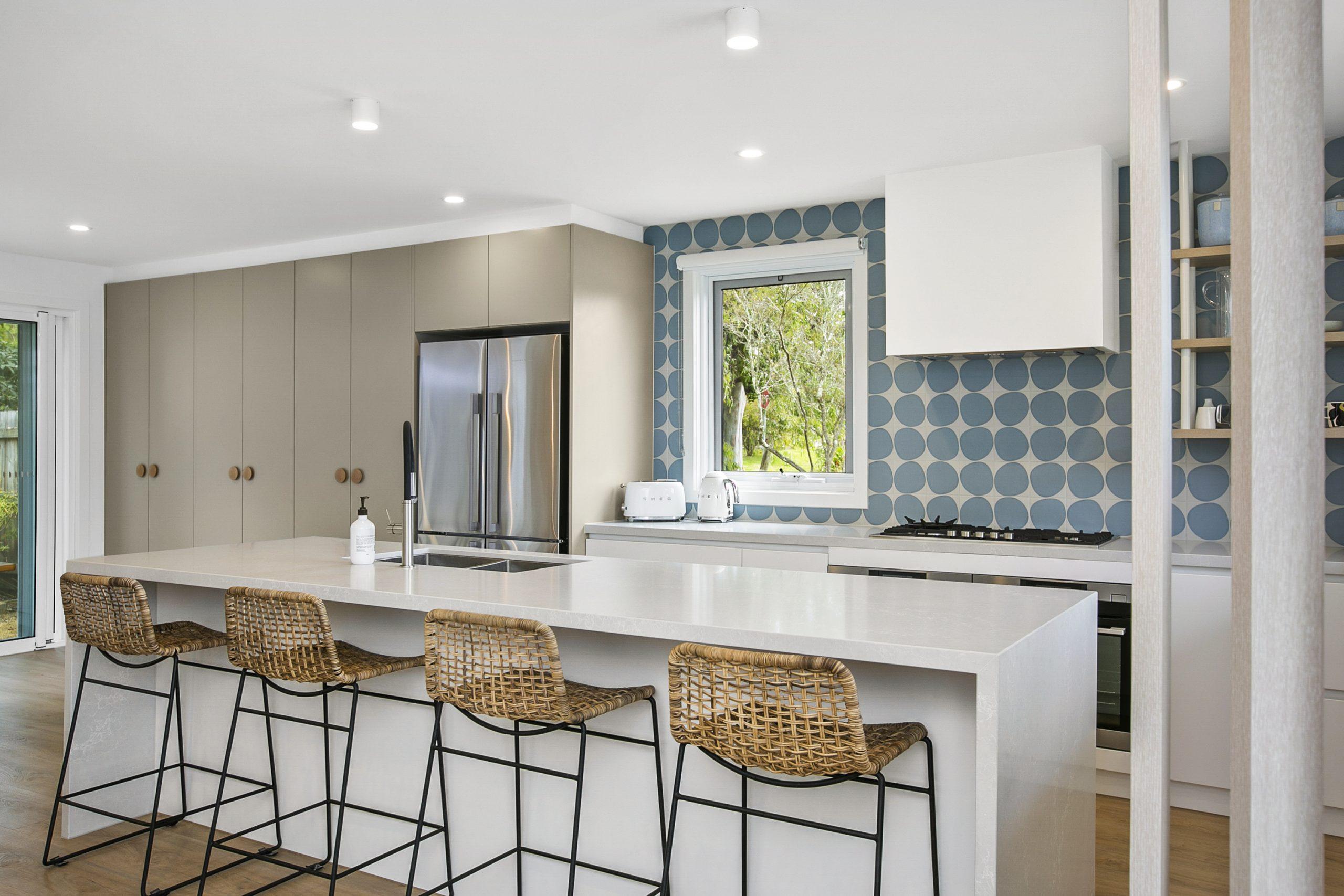 Perini Tiles kitchen Futura tiles