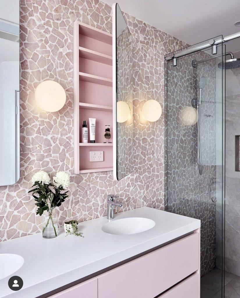 bathroom mosaic tile ideas