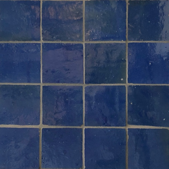 Sea Handmade Tile